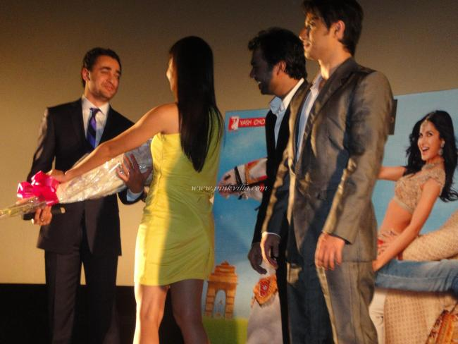 Mere Brother Ki Dulhan @ London Premiere Highlights
