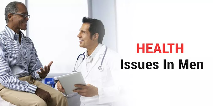 Common Top 6 Health Issues in Men's Life • Success City