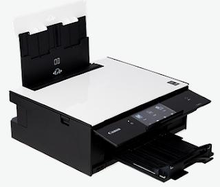 Canon PIXMA TS9010 Wireless Printer Setup