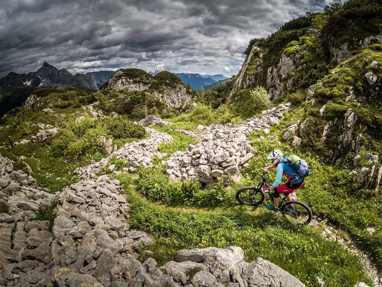 Mountainbike Tour Friaul Julische Alpen