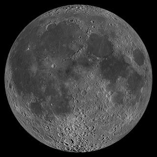Fotografía de la Luna en Alta Definición