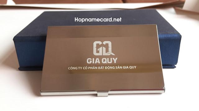 Hop-dung-name-card-inox-khac-logo-Bat-Dong-San-Gia-Huy