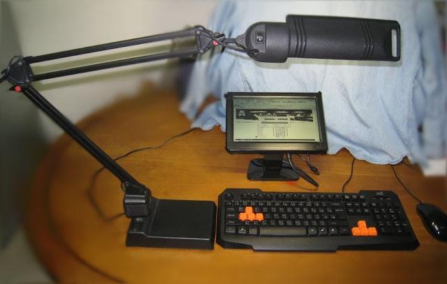 fujitsu-screen-environment-7-筆電、PC 外接這台螢幕無法成功的原因,在於螢幕解析度設定錯誤
