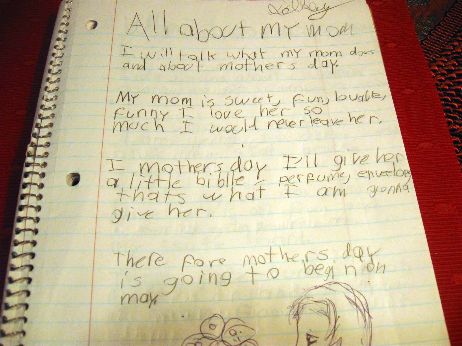 Essay Writing 2nd Grade