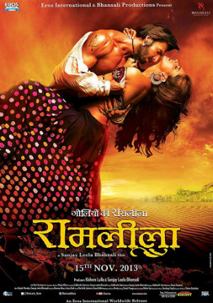 Goliyon Ki Rasleela Ram-Leela 2013 Hindi Movie Download BRRip