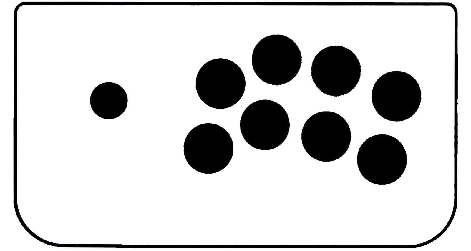 Most Strange Hori Fighting Stick 3 Faceplate Design