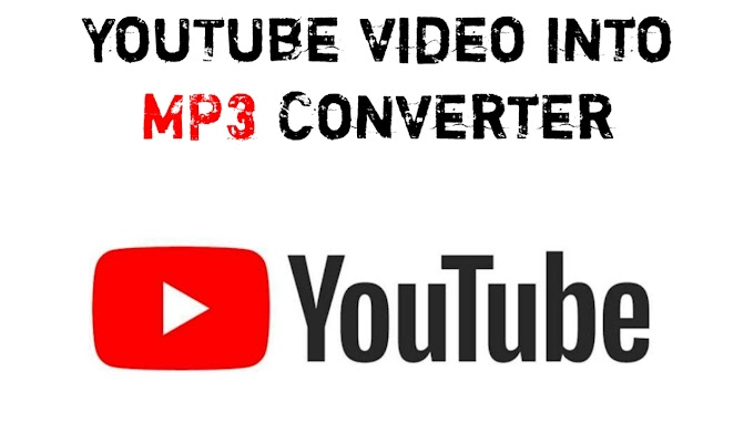 YouTube Video into mp3 Converter | Youtube Downloader | YouTube video Audio File Downloader