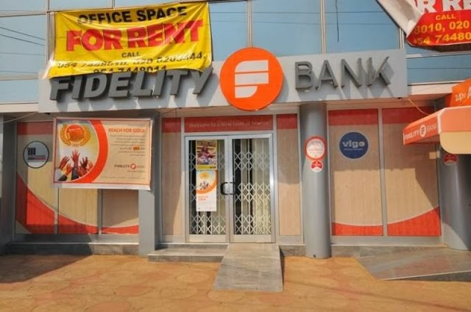 Fidelity Bank sack 190 staff
