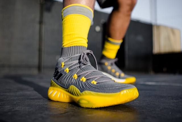 sports shoes 1ac68 1af50 Crazy Explosive 17 in Solar Yellow and Crystal White Primeknit colorways  launch on July 26 for P7,295 and P8,295 respectively with additional drops  ...