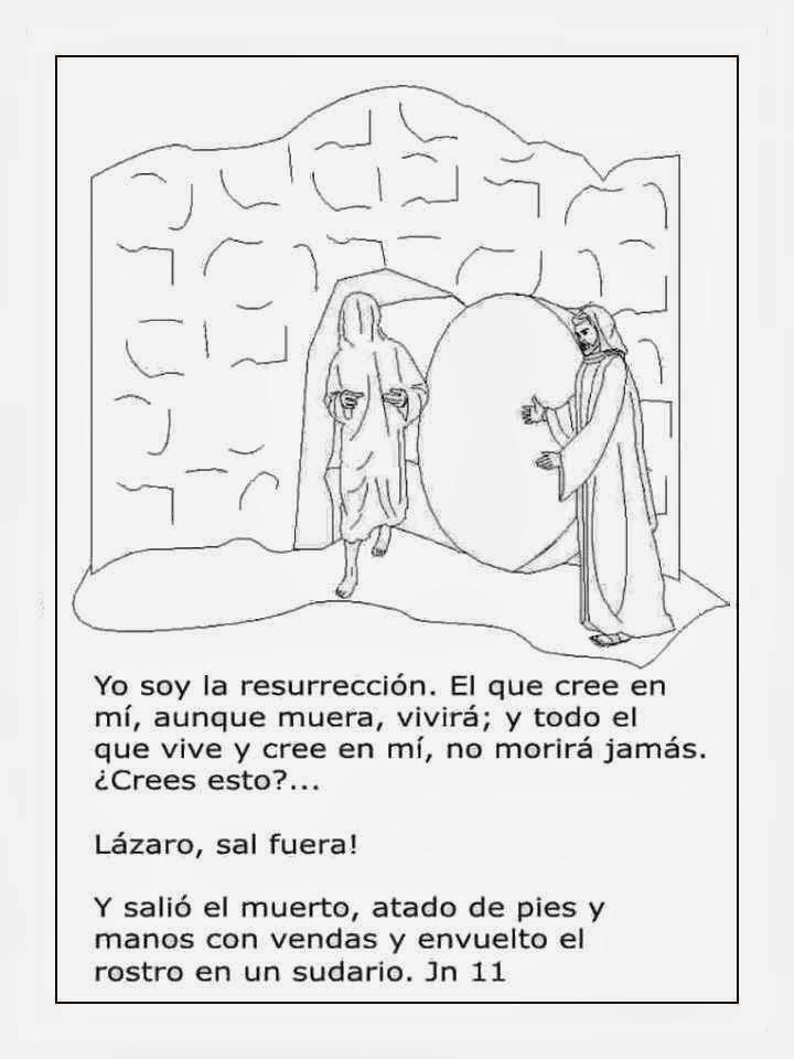 El Renuevo De Jehova: La Resurreccion De Lazaro - Imagenes ...