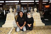 Ketua Golkar Sumut Musa Rajekshah Ziarahi Makam Presiden Soeharto