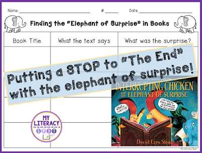 #freebie #mentortext #elementofsurprise #writinglessons