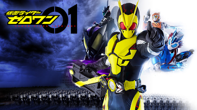 Kamen Rider Zero-One Episode 1 - 45 (Tamat) Batch Subtitle Indonesia