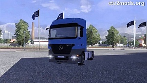 Mercedes Actros MP II