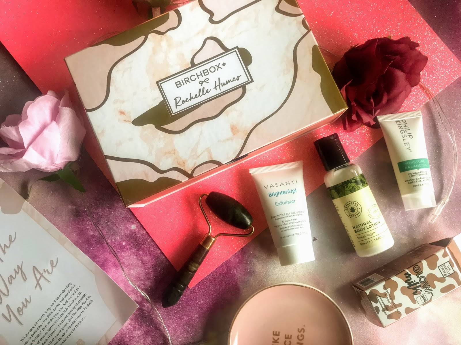 Birchbox January 2020 | Just the way you are | Review