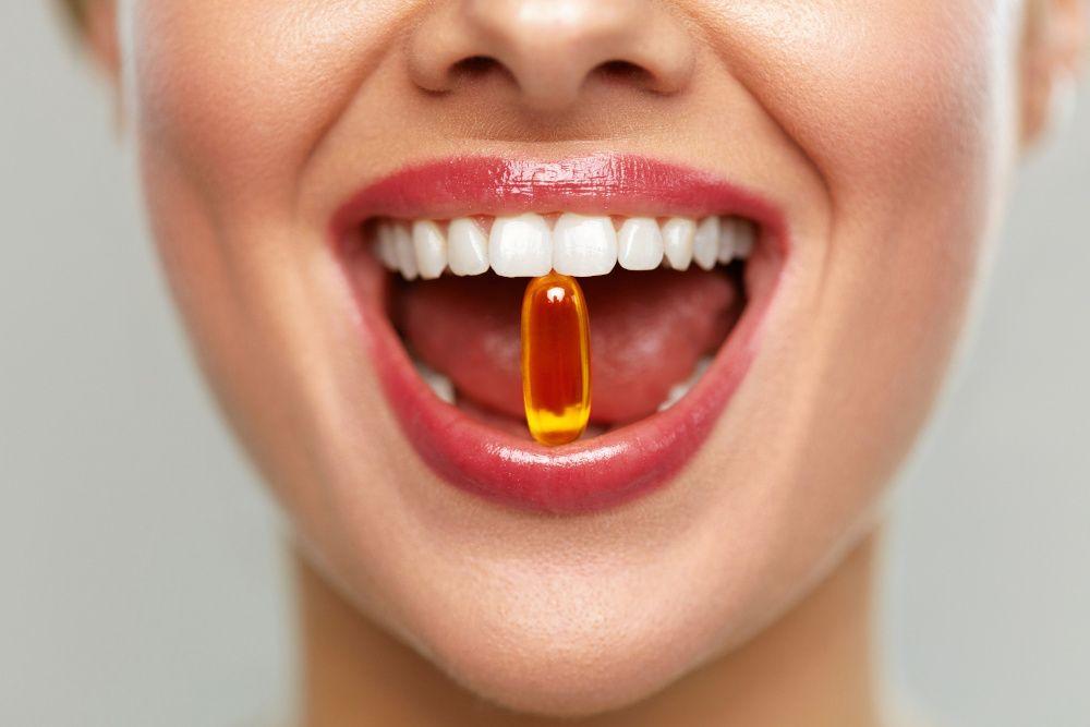 10 Vitaminas e Suplementos Para Saúde Gengival e Doenças Gengivais