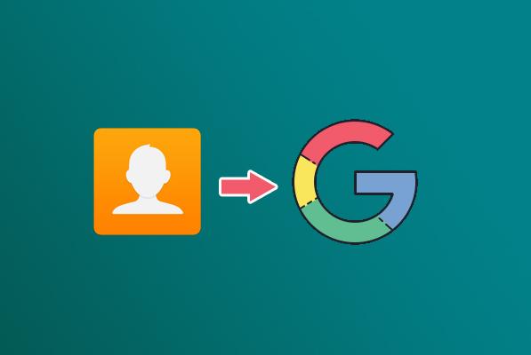 Cara Backup Kontak Di HP Android Ke Akun Google Agar Tidak Hilang