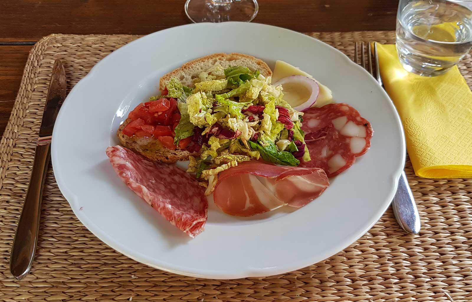 Voyage italie toscane Sienne Fattoria di Corsignano