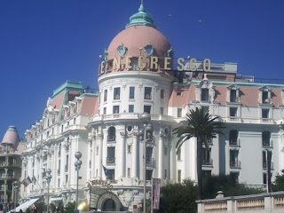 Nizza hotel Negresco