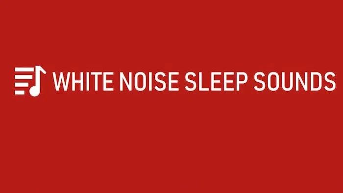 Apps To Help You Sleep Better White Noise