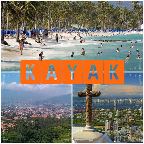 Bogotá-Cartagena-Santa-Marta-kayak-turismo-viajes-destinos