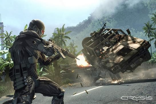 Gameplay Crysis