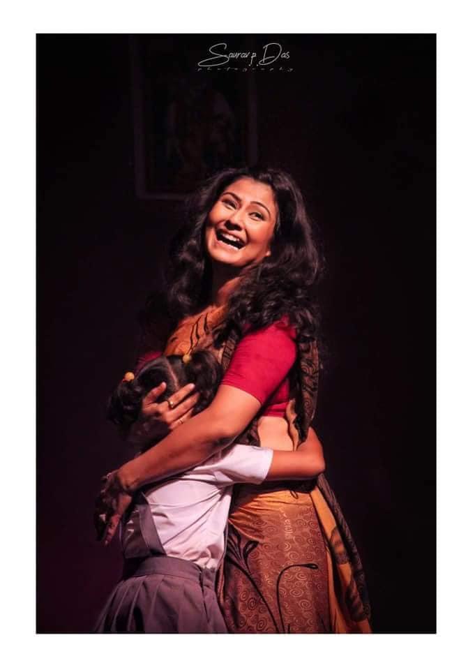 Prasturti Parashar new photo 2021 | assamese actress Prasturti Parashar image