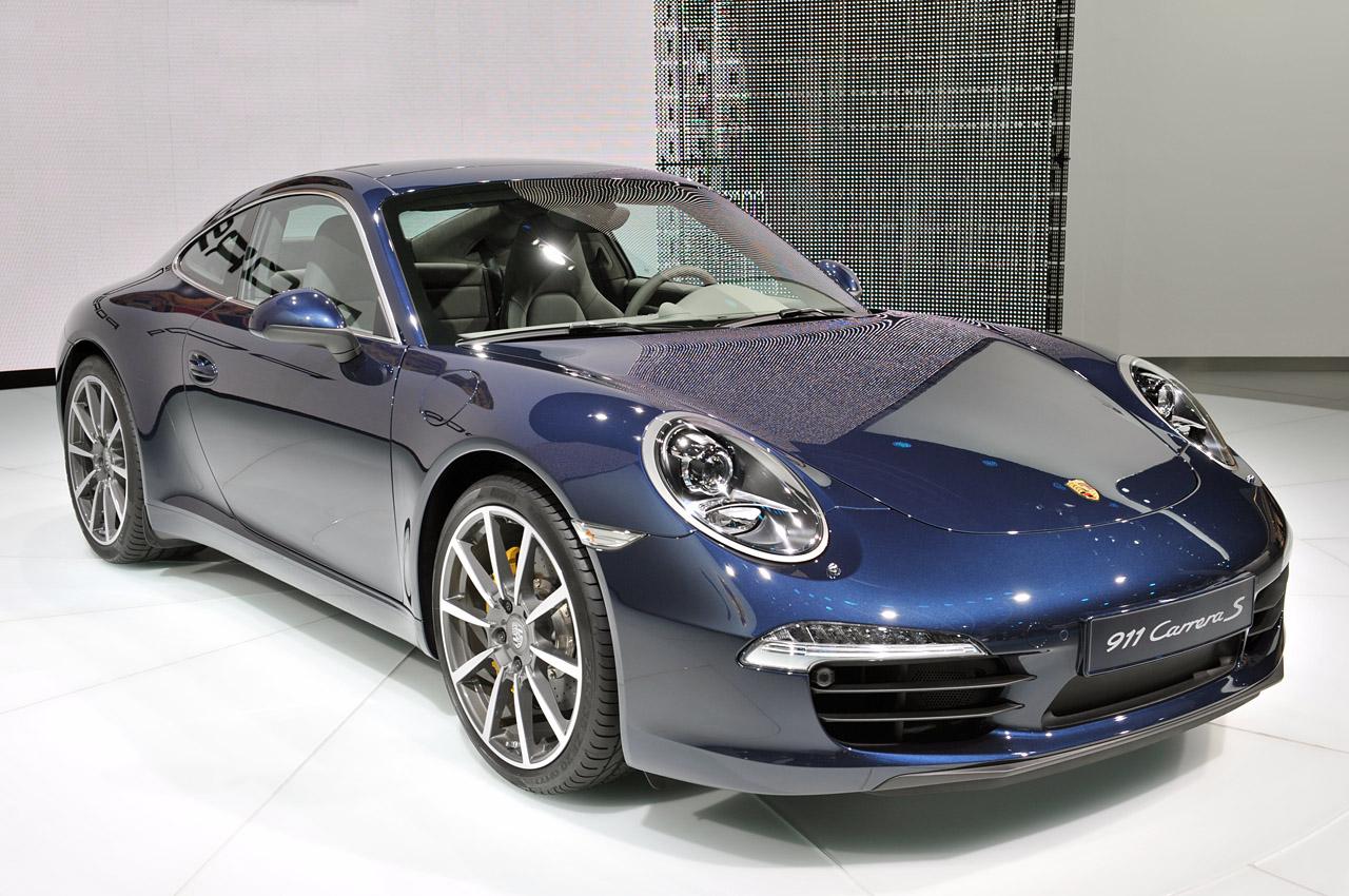2012 porsche 911 carrera s automotive todays. Black Bedroom Furniture Sets. Home Design Ideas