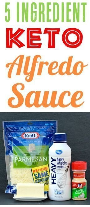 Easy Garlic Alfredo Sauce Recipe