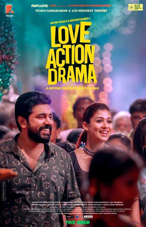 Love Action Drama (Malayalam) Movie Ringtones and bgm for Mobile