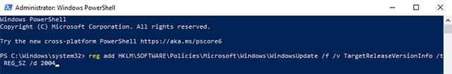Chọn phiên bản Windows