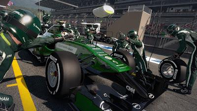 F1 games