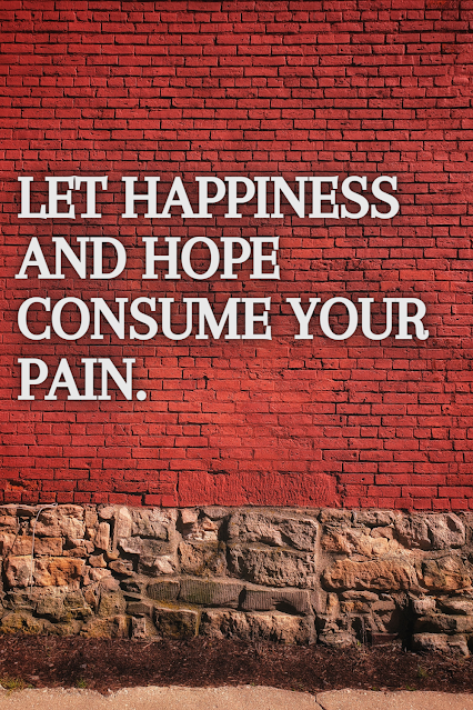 thoughts on the journey to happiness.