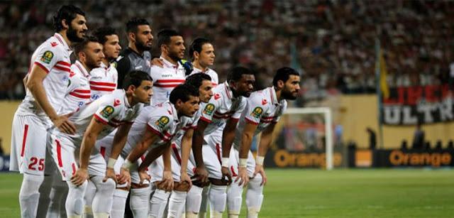 قائمة تشكيل الزمالك اليوم أمام اتحاد العاصمة الجزائري في مباراة دوري أبطال أفريقيا 2017