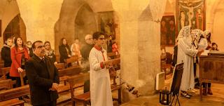 """المسيحيون السريان """"خائفون"""" على مستقبلهم في تركيا"""