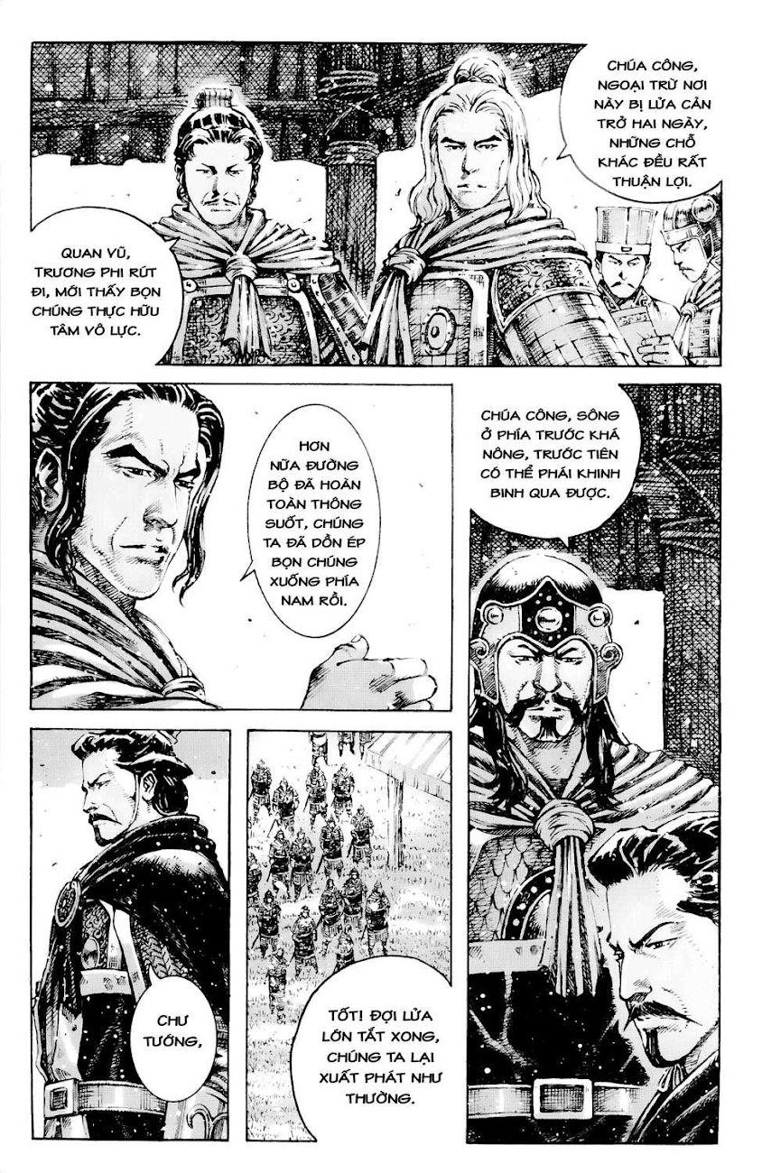 Hỏa phụng liêu nguyên Chương 397: Phụ trợ quân sư [Remake] trang 10