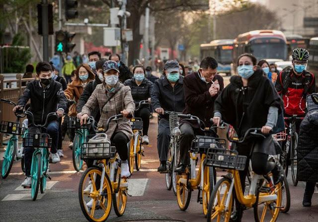 'Làn sóng' dịch bệnh ở Trung Quốc có thể trở lại nếu các biện pháp kiểm soát được dỡ bỏ quá nhanh