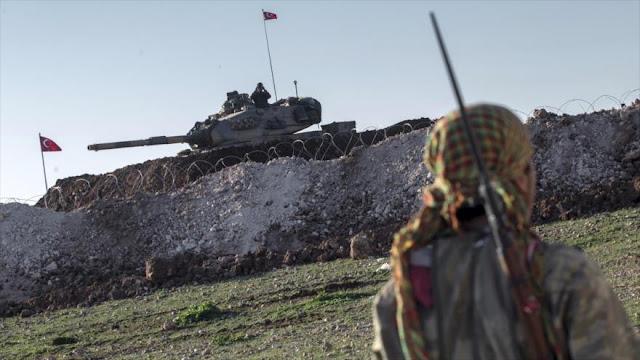 Ejército de Turquía planea invasión militar terrestre en Irak