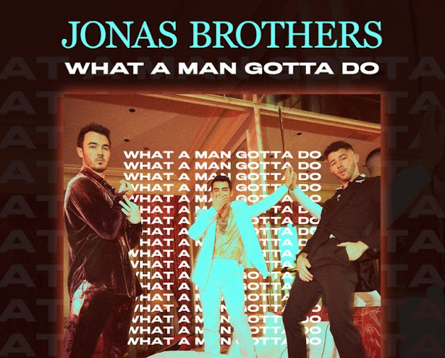 Jonas Brothers - What A Man Gotta Do (Vegas Version)