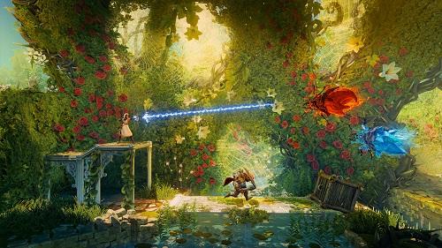 Các loạt game Trine đều phải sở hữu đồ họa rất chi là đặc trưng