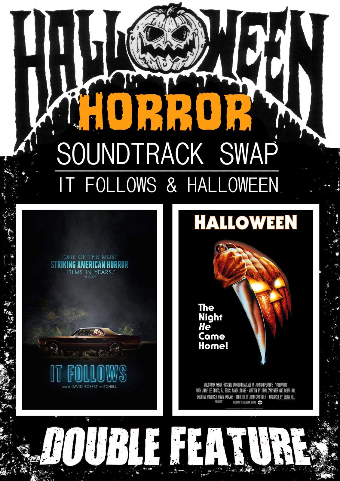 The Horrors of Halloween: Soundtrack Swap: IT FOLLOWS (2014 ...