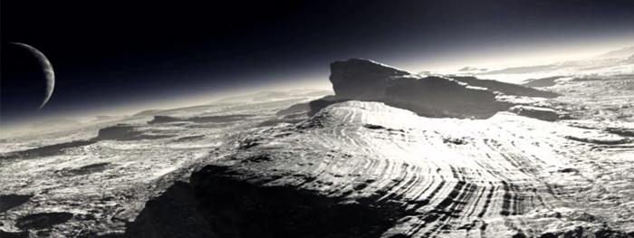 congelamento em Plutão