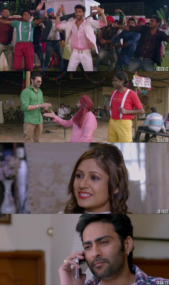 Happy Happy Ho Gaya 2021 Punjabi 720p 480p WEB-DL x264 Full Movie