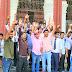 आंबेडकर विश्वविद्यालय में छात्रसंघ चुनाव की मांग