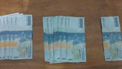 Uang Palsu Beredar di Bandar Khalifah, Polres Tebingtinggi Bergerak Tangkap Pelaku
