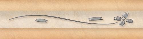Listello Edelweiss 5x20