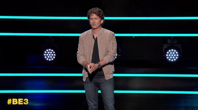 Todd Howard Bethesda E3 2019