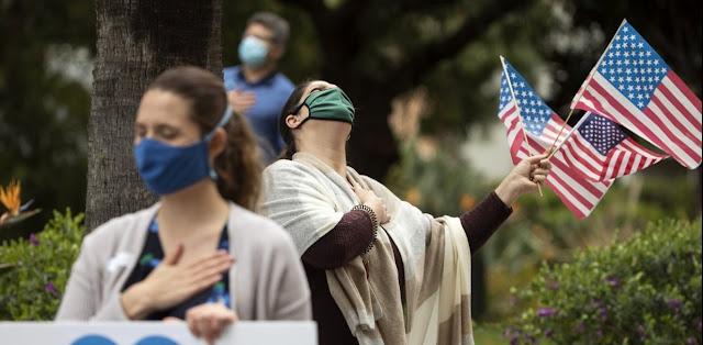 Οι ΗΠΑ θα αλλάξουν αναπόφευκτα μετά το πέρας της πανδημίας του κορωναϊού