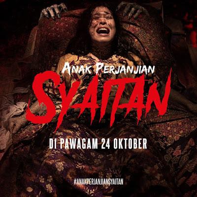 Sinopsis Film Horror Malaysia Anak Perjanjian Syaitan (2019)