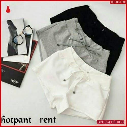 SCP024H31 Hotpant Rent Babyterry Celana Wanita | BMGShop